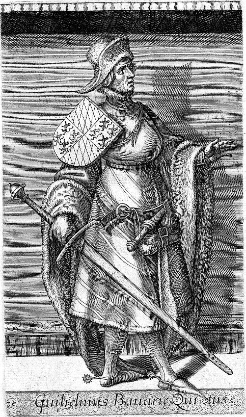 William von Wittelsbach (1330-1389)