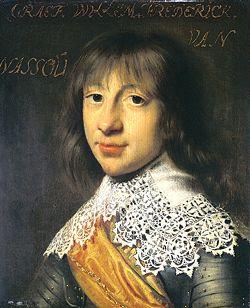 Willem II van NASSAU-DIETZ