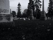 Burford Graveyard