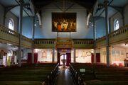 Windsor parish church Last Supper