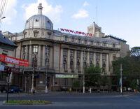 Cladirea ASE Bucuresti