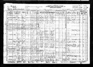 1930 census Kohlman Freudenberg Lyndhurst