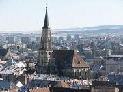 Cluj center