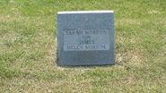 Norton Carr tombstone