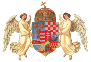 Wappen Ungarische Länder 1915 (Mittel)