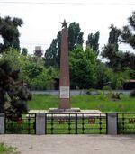 Bz monument sovietici