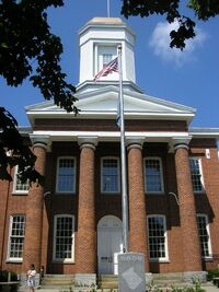 Owen County, Kentucky courthouse
