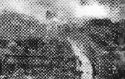 Ruined Kiev in WWII