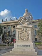 Humboldt monument