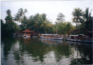 Around Alappuzha backwaters Kerala
