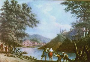 Lugi Mayer - Pitesti in 1793