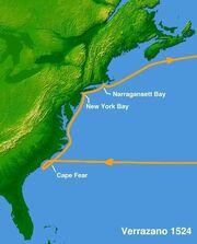 Wpdms verrazano voyage map 2