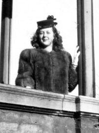 Anna Olsen (1946 closeup)