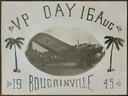 PNG Bougainville VP Day 18 aug 1945 Commemoration