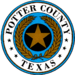Potter County, Texas seal