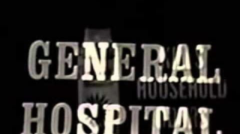 General Hospital 1967 credits extended version