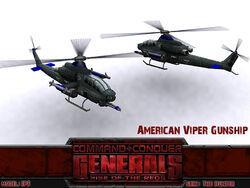 RotR Viper Cobra render