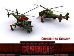 China HanGunship