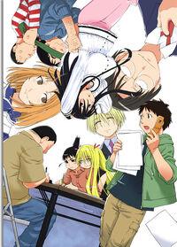 Genshiken2 cover