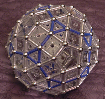 Augmented Truncated Dodecahedron S2S V1L