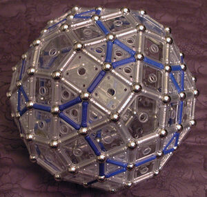 Augmented Truncated Dodecahedron S2S V1R