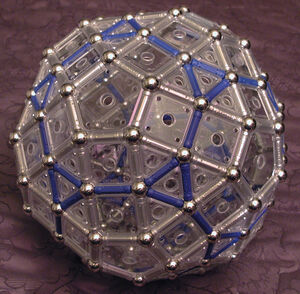 Augmented Truncated Dodecahedron S2S V2R