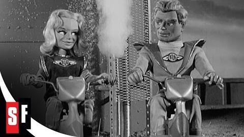 Fireball XL5 (1962) Opening Theme HD