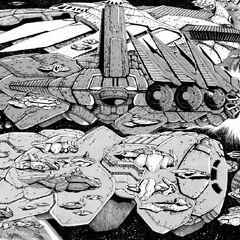 Getter Emperor's Getter Machines