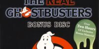 The Real Ghostbusters Box Set Bonus Disc