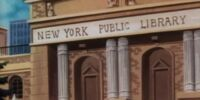 New York City Public Library/Animated