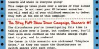 The Stay Puft Show Down Campaign