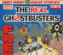The Real Ghostbusters Marvel UK