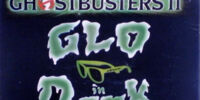 Ghostbusters II Glo In Dark Ghostglasses