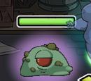 Exploding blob