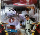 Matty Collector: 6″ Egon Spengler with PKE Meter and Vertically Stacked Books