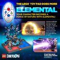 Lego Dimensions Info Elemental Keystone Promo 11-21-2015