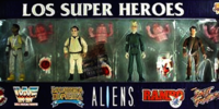 Classic Heroes Box Set: Jocsa The Real Ghostbusters Action Figures