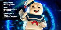 Lego Dimensions Ghostbusters: Stay Puft Fun Pack