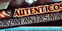 The Real Ghostbusters/Los Auténticos Cazafantasmas