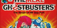 The Real Ghostbusters: The Return of Mr Stay Puft