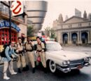 Ghostbusters: A Live Action Spooktacular