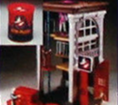 Playset: Fire House Headquarters