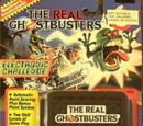The Real Ghostbusters - Trap the Ghosts (handheld game)
