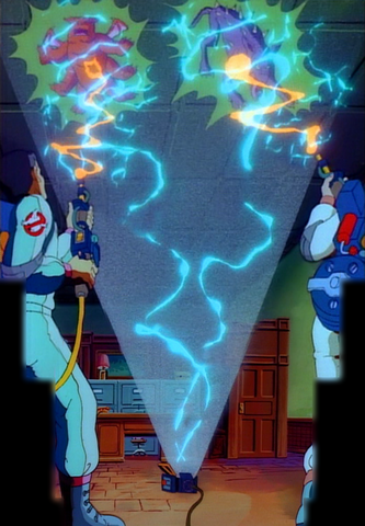 File:GhostbustersvsSpectralDogsinJanineYouveChangedepisodeCollage.png