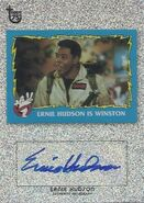GB2 Topps 75th Ernie Hudson Diamond Card1
