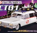 Polar Lights Ecto-1 Easy Snap Together Model Kit