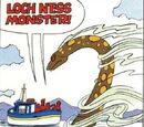 Loch Ness Monster (Marvel UK)
