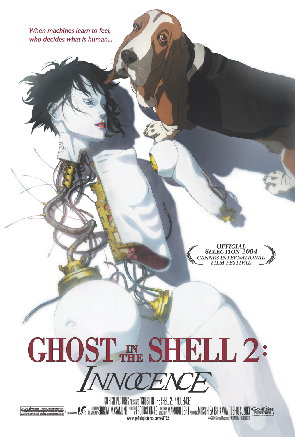 Ghost The Shell