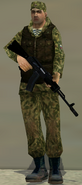 Russian Soldier 5