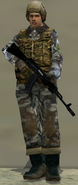 Russian Soldier 23